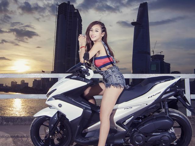 Trong phân khúc giá 50 triệu đồng chọn mua Suzuki Burgman Street hay Yamaha NVX?