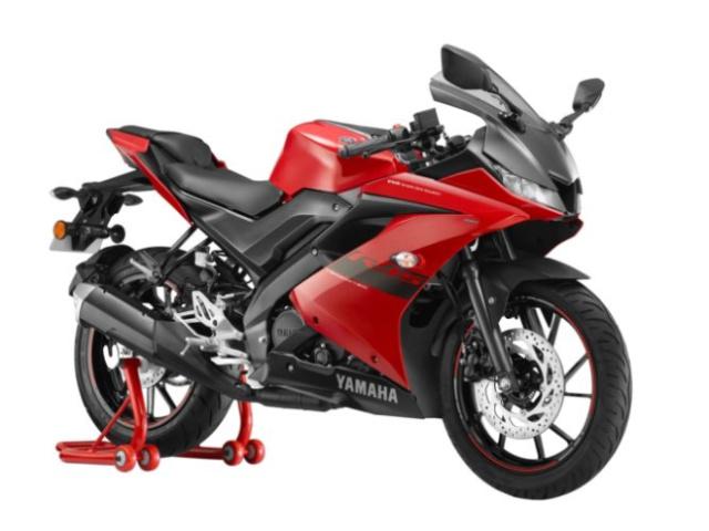 Mô tô Yamaha R15 V3.0 có màu mới, giá chỉ hơn 48 triệu đồng