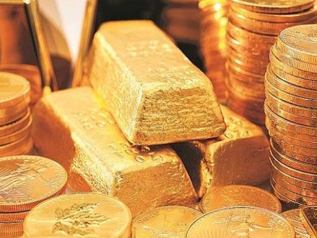 Giá vàng hôm nay 2/4: Vọt tăng mạnh mẽ