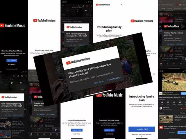 """Sốc: YouTube bắt đầu cho phép kiếm tiền cả với video """"chửi tục"""""""