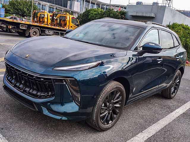 Cầm 800 triệu đồng có nên sở hữu xe Trung Quốc DongFeng T5 EVO?