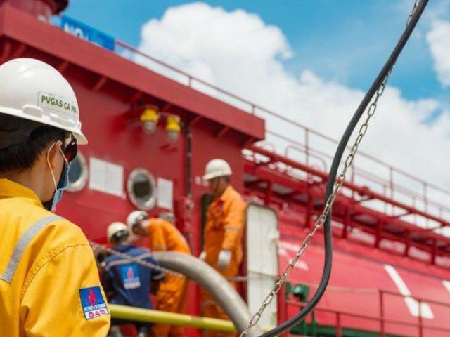 Giá dầu tăng, mỗi ngày PV GAS thu gần 200 tỷ đồng