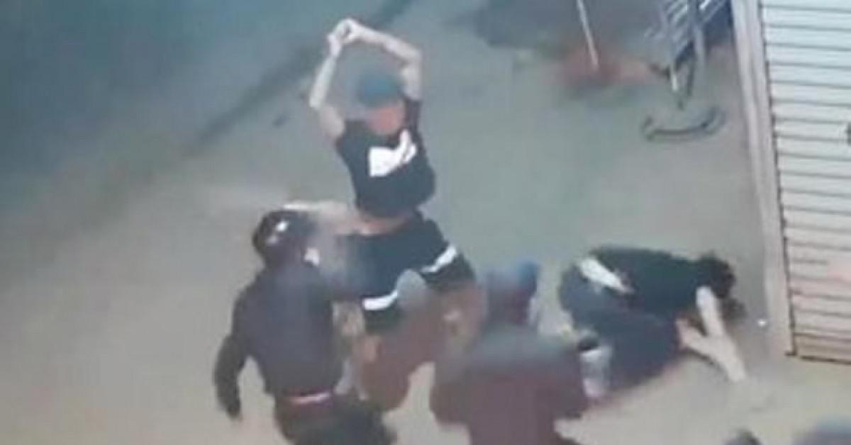 Thanh niên đi nhậu về vào quán nước gây sự bị chủ quán đâm chết