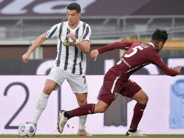 Video Torino - Juventus: Ronaldo giải cứu, thót tim phút bù giờ định mệnh