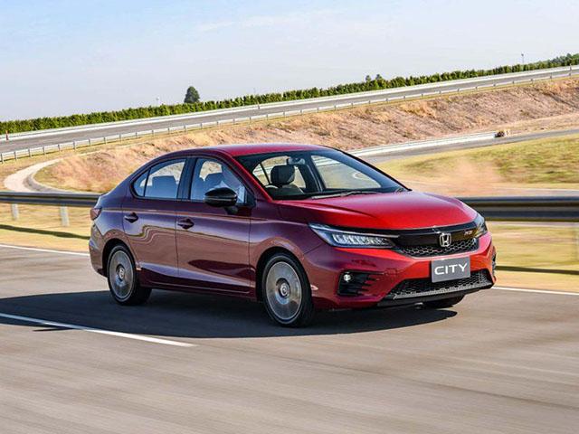 Giá xe Honda City lăn bánh tháng 4/2021