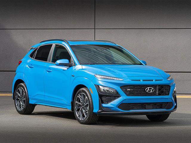Hyundai Kona 2021 chuẩn bị trình làng, đợi về Việt Nam đấu Kia Seltos