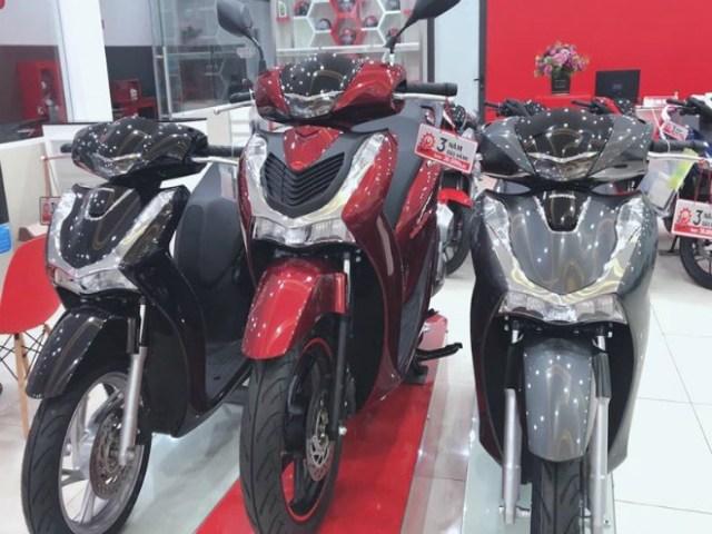 Bảng giá Honda SH tháng 4/2021, chênh cao kỷ lục 20 triệu đồng