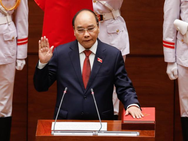 1617590991 734 thumbnail width640height480 Bí thư An Giang Võ Thị Ánh Xuân được giới thiệu để bầu làm Phó Chủ tịch nước