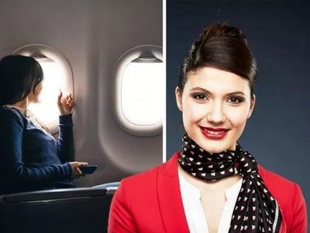 Tiếp viên hàng không: Hành khách sẽ điếng người nếu cầm loại đèn này soi trên máy bay