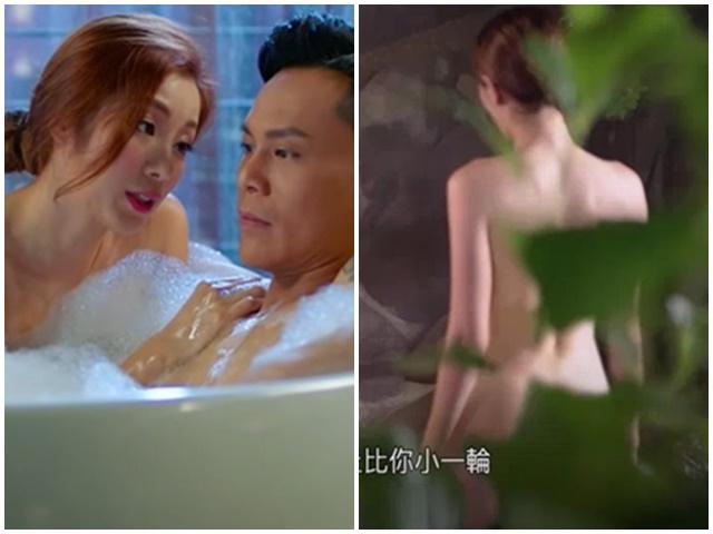 Hậu trường cảnh phim của loạt sao nữ Hong Kong nổi tiếng
