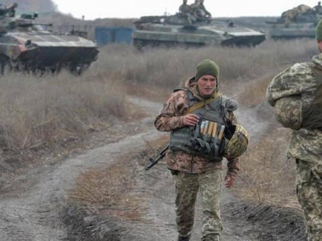 Ukraine tuyên bố: 28 nhóm tác chiến của quân Nga đã tập kết sát biên giới