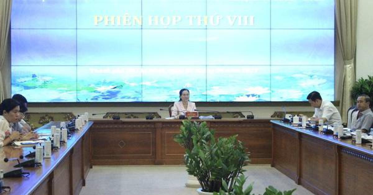 TP HCM: Có ứng cử viên đại biểu Quốc hội chỉ đạt tín nhiệm 2%