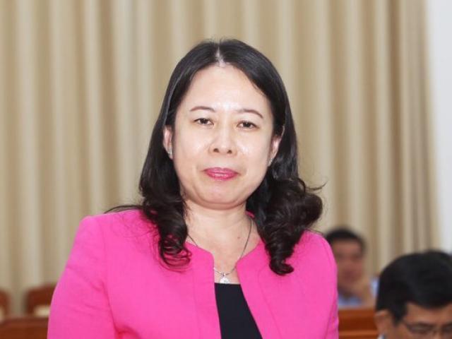 Bí thư An Giang Võ Thị Ánh Xuân được giới thiệu để bầu làm Phó Chủ tịch nước