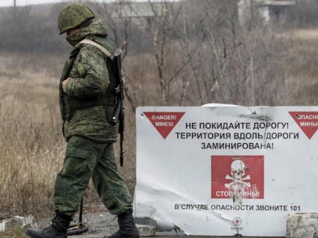 Mỹ lên tiếng về thông tin Nga tập trung quân, vũ khí gần biên giới Ukraine