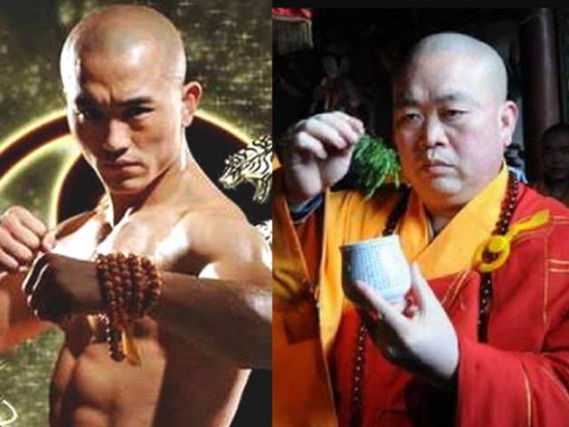 Yi Long fights