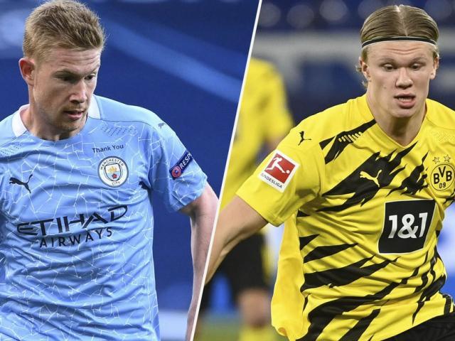 Trực tiếp bóng đá Man City - Dortmund: Foden bỏ lỡ đáng tiếc