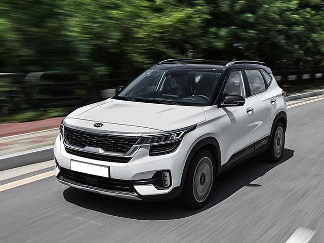 Kia Seltos tăng giá tất cả các phiên bản tại thị trường Việt Nam