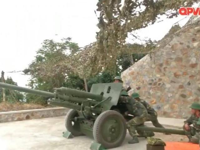 Báo Nga sửng sốt cách Việt Nam dùng pháo ZiS-3 để phòng thủ bờ biển