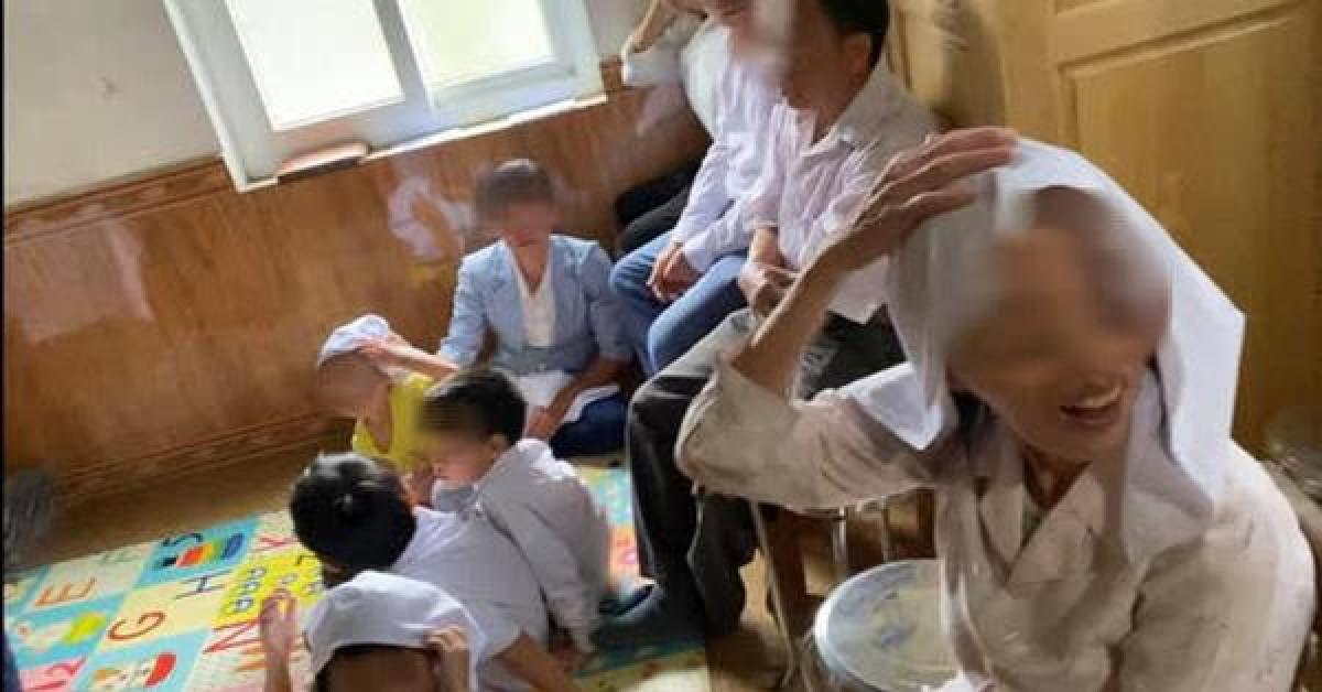 """Phát hiện 6 người lớn, 6 trẻ em đang sinh hoạt """"Hội thánh Đức Chúa Trời Mẹ"""" trái phép"""