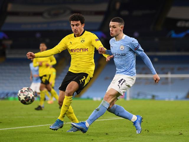 Kết quả bóng đá Cúp C1, Man City - Dortmund: De Bruyne phủ đầu, vỡ òa phút 90