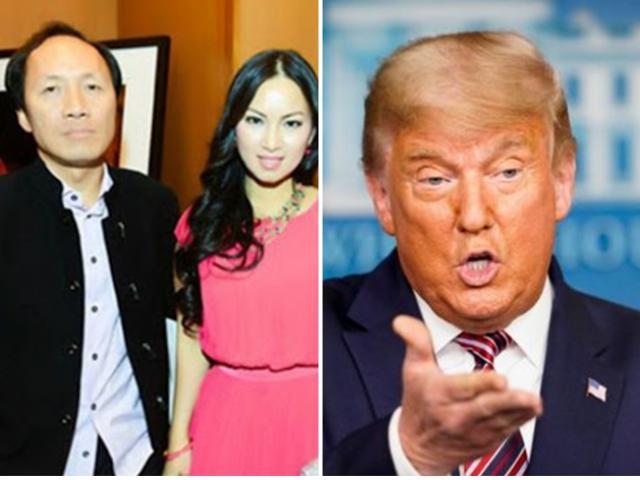 """Từng khiến ông Trump """"nóng mặt"""", chồng em gái Cẩm Ly giàu cỡ nào?"""