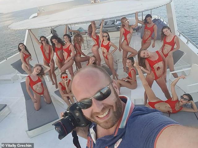 Vụ 40 cô gái xinh đẹp khoe thân trái phép ở Dubai: Tình tiết bất ngờ