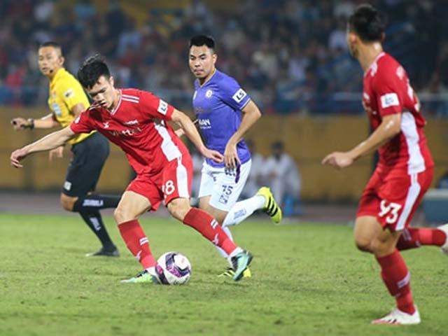 """Phá dớp thắng Hà Nội FC, HLV Trương Việt Hoàng không còn """"sợ"""" đội bầu Hiển"""