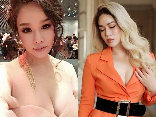 Ngỡ ngàng trước vẻ ngoài khác lạ của nữ ca sĩ có nhà 1 triệu USD giữa lòng Sài Gòn