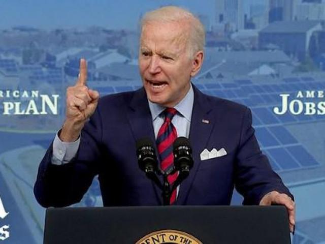 """Bài phát biểu """"căng như dây đàn"""" của Tổng thống Biden về Trung Quốc"""