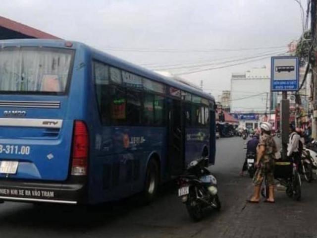 Tạm ngưng công việc nữ tiếp viên xe buýt từ chối phục vụ người khuyết tật