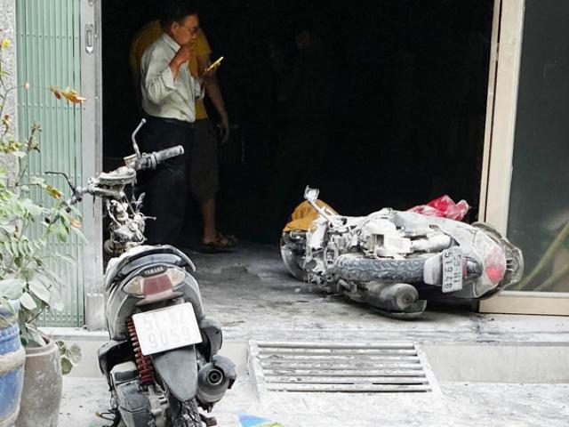 Lửa bùng cháy trong căn nhà 3 tầng đóng kín cửa ở Sài Gòn