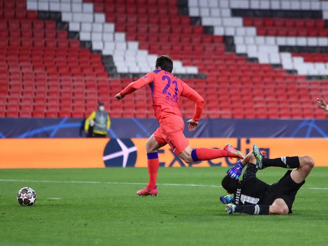 Kết quả bóng đá Cúp C1, Porto - Chelsea: Mở điểm đẳng cấp, trừng phạt sai lầm