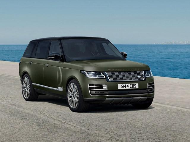 Range Rover SVAutobiography Ultimate vừa ra mắt giá bán hơn 5,8 tỷ đồng