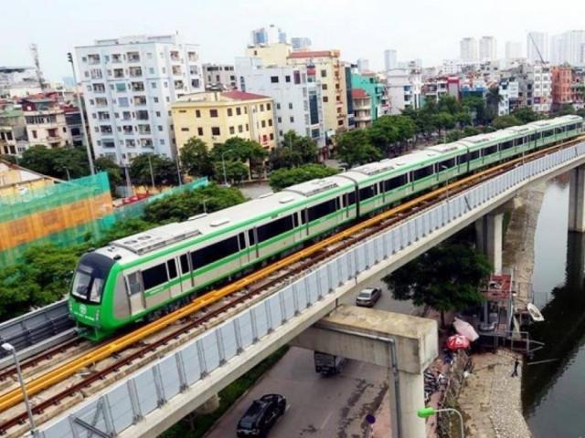 1617957541 fd328b13a03984e1baecc15217beb499 Đường sắt đô thị Cát Linh  Hà Đông sẽ chính thức vận hành thương mại từ 1 5?