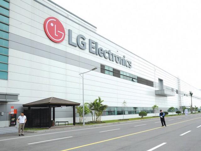 """Rút lui khỏi thị trường smartphone, LG rao bán nhà máy tại Hải Phòng với giá """"giật mình"""""""