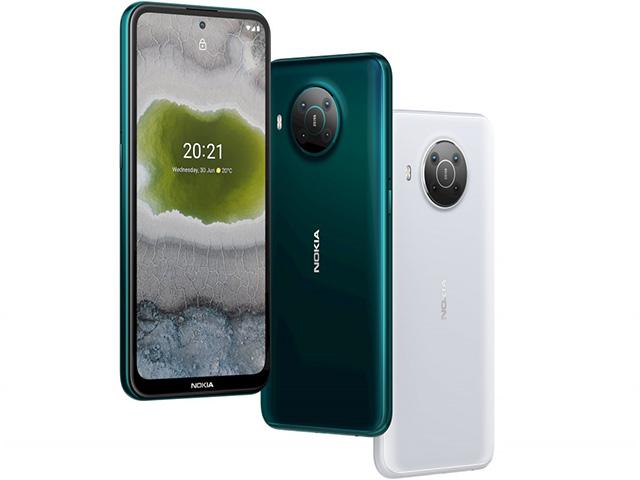 Nokia X10 và X20 ra mắt với 5G, giá mềm