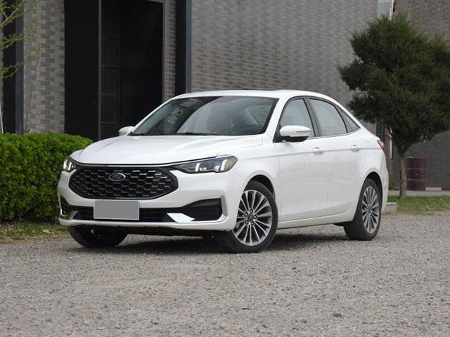 Ford Escort 2021 trình làng, mẫu sedan hạng C mới cạnh tranh Honda Civic