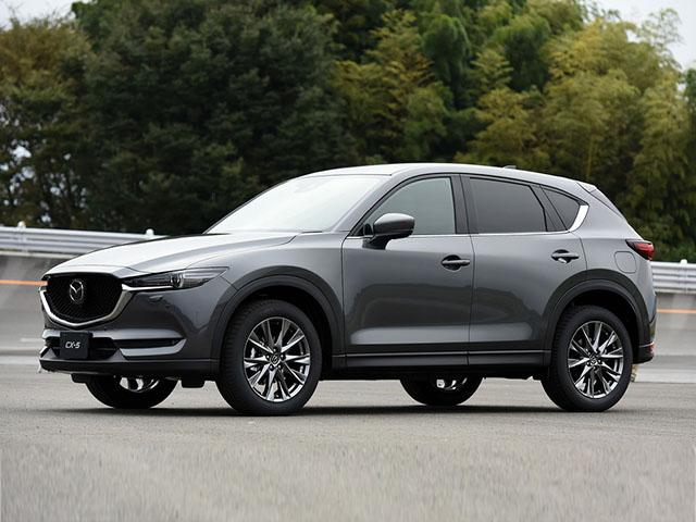 Giá xe Mazda CX-5 lăn bánh tháng 4/2021