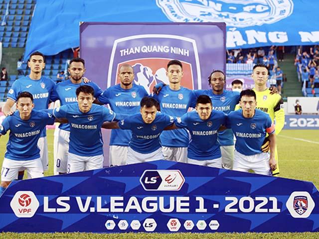 """Cầu thủ Quảng Ninh chờ """"ting ting"""" được thưởng 500 triệu, """"dọa"""" không đấu Hà Nội FC"""