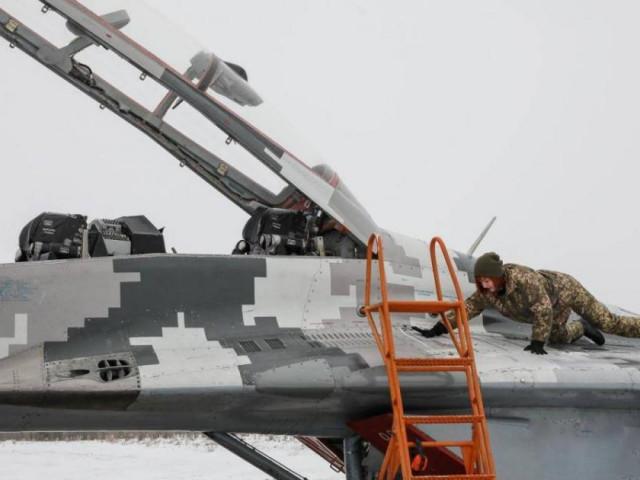 Số phận Không quân Ukraine sẽ đi về đâu khi đối đầu với Không quân Nga?