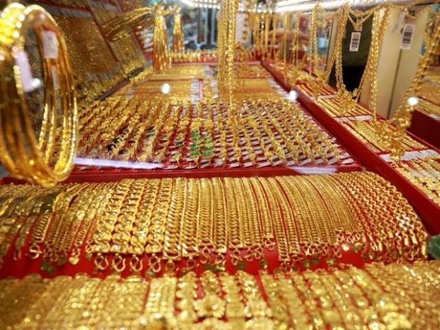 Giá vàng hôm nay 10/4: Sau khi tăng sốc, giá vàng phiên cuối tuần thế nào?