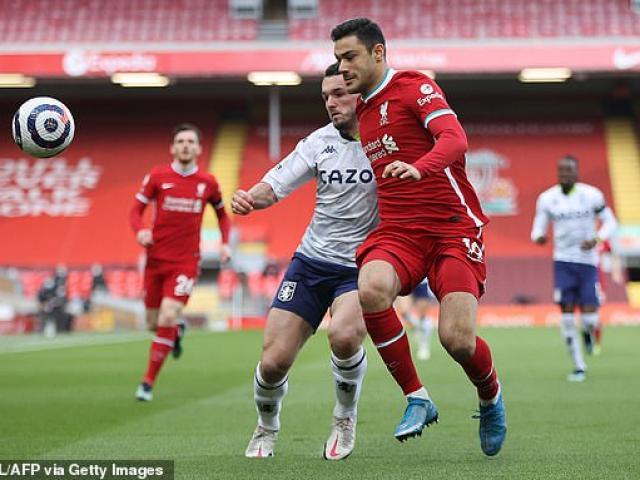 """Trực tiếp bóng đá Liverpool - Aston Villa: VAR tước bàn thắng của """"The Kop"""""""