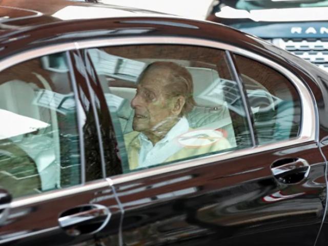 Hé lộ những ngày cuối cùng của hoàng thân Philip ở lâu đài Windsor