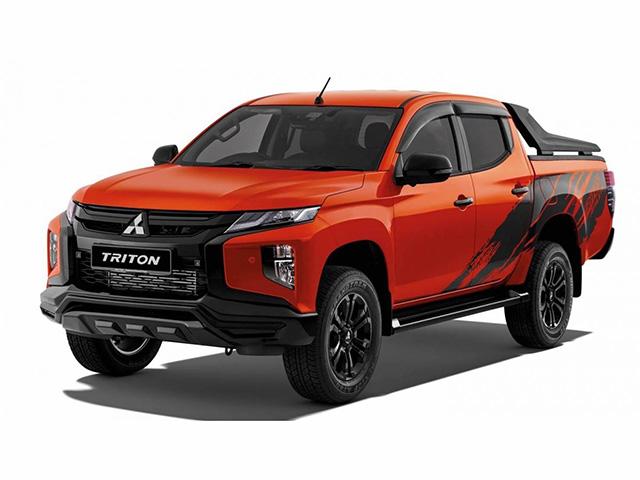 Mitsubishi Triton Athlete chính thức lộ diện tại Malaysia