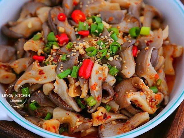 Nấm trộn mới là món ăn siêu gây nghiện, ngon không thua kém gì thịt