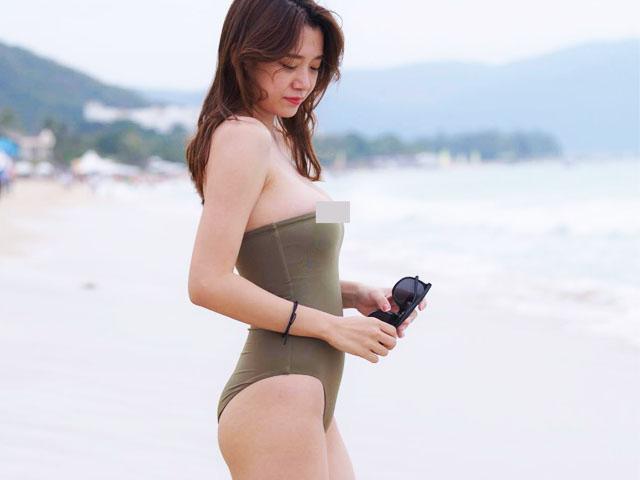 """Ham bikini quây, cô gái thiếu may mắn thành nạn nhân của """"thảm họa bãi biển"""""""