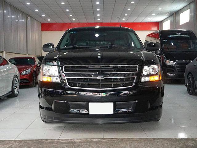 SUV cỡ lớn Chevrolet Tahoe sử dụng hơn 8 năm rao bán giá khủng