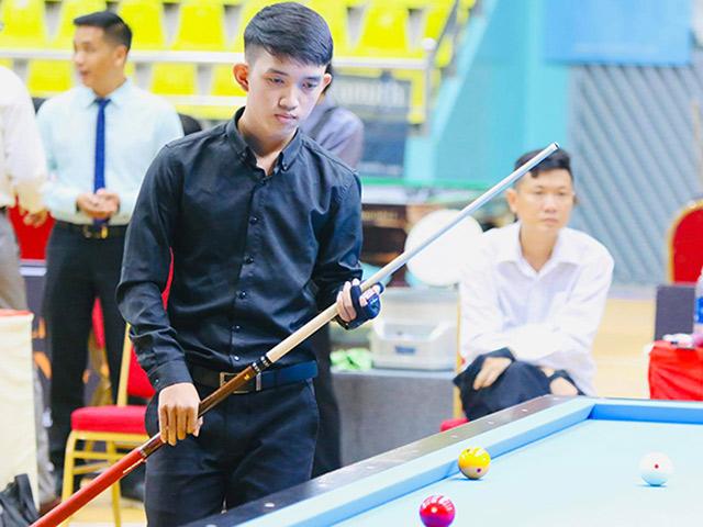 """Giải bi-a khắc nghiệt nhất VN có tay cơ trẻ thắng 7 đàn anh, đoạt """"vé vàng"""""""