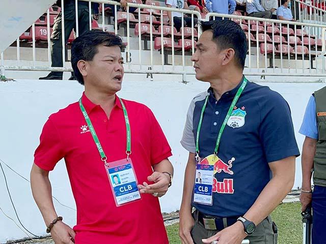 HAGL dẫn trước Nam Định 3 bàn, HLV Kiatisak vẫn chưa dám cười