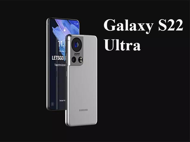 """Samfan """"đã mắt"""" với concept Galaxy S22 Ultra chứa camera 200MP"""